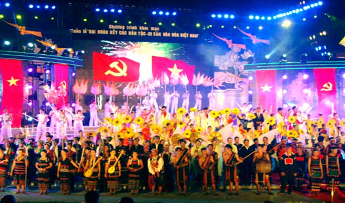 Solidarity, heritage week begins in Ha Noi