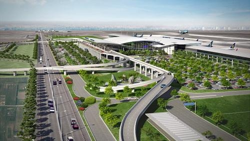 International flights of Vietnam Airlines to operate at new T2 terminal