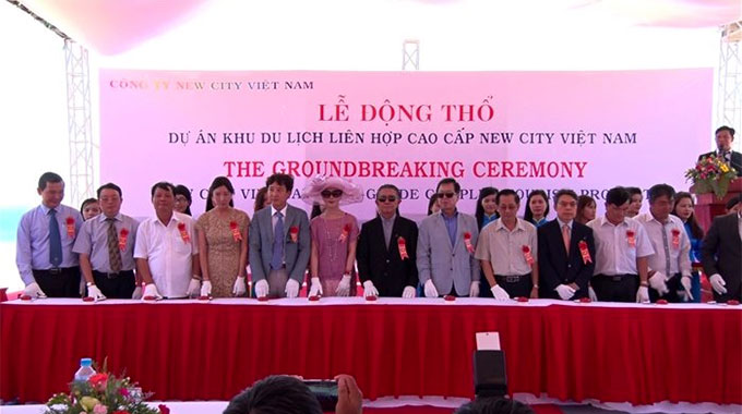 Work starts on Phu Yen tourism complex