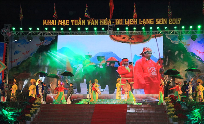 Lang Son culture and tourism week kicks off