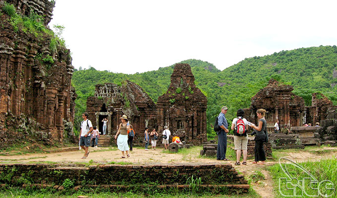 India helps Quang Nam preserve My Son Sanctuary