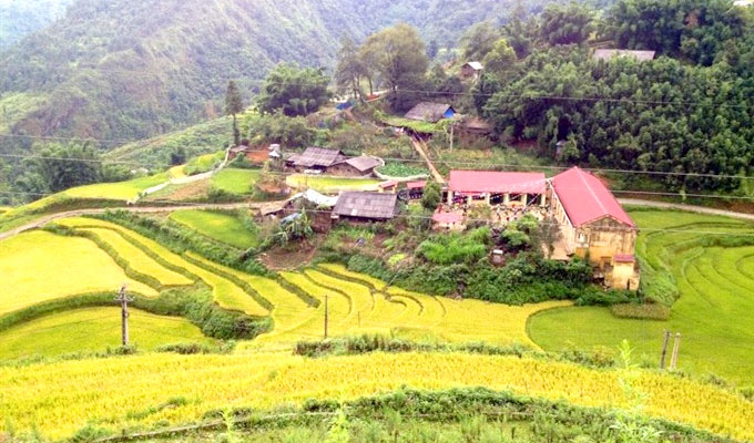 Visiting the beautiful Muong Hoa Valley of Lao Cai