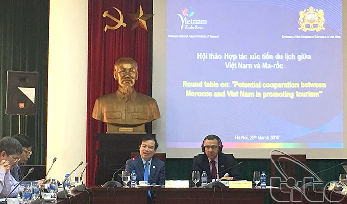 Viet Nam, Morocco join hands to promote tourism