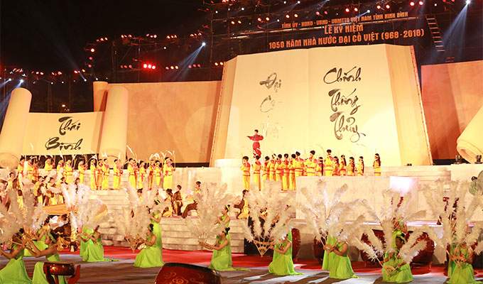 Grand ceremony marks 1,050 years of Viet Nam's first feudal state