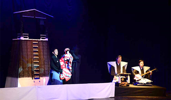 Japanese puppetry performances mark Viet Nam – Japan diplomatic ties