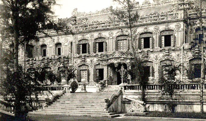 Thua Thien-Hue: 123 billion VND for restoration of Kien Trung Palace