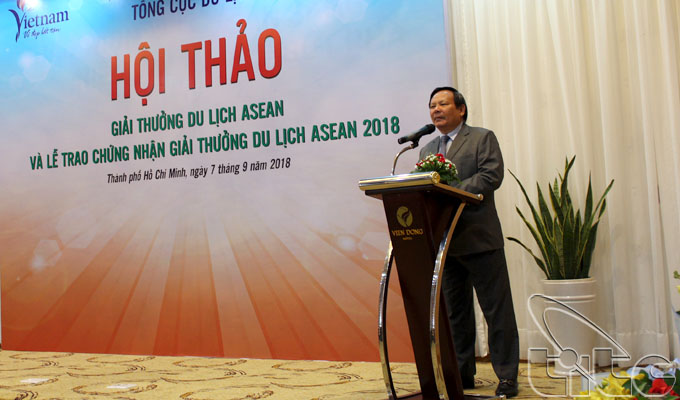 VNAT organizes Workshop on ASEAN Tourism Awards