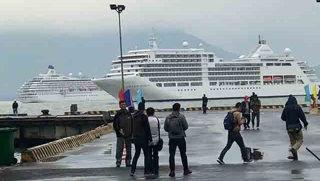 Thua Thien - Hue welcomes two cruise ships