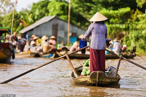Vietnam listed among world's top 10 luxury destinations