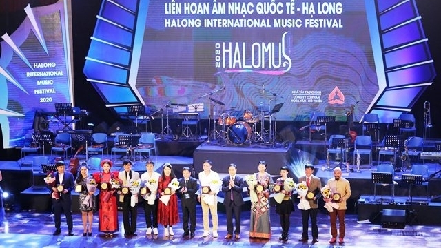 2020 Ha Long International Music Festival opens in Quang Ninh