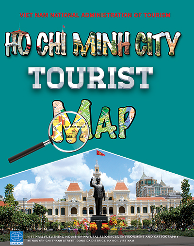 Ho Chi Minh City Tourist Map 2018