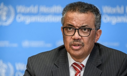 "WHO Director-General: ""COVID-19 can be characterized as pandemic"""