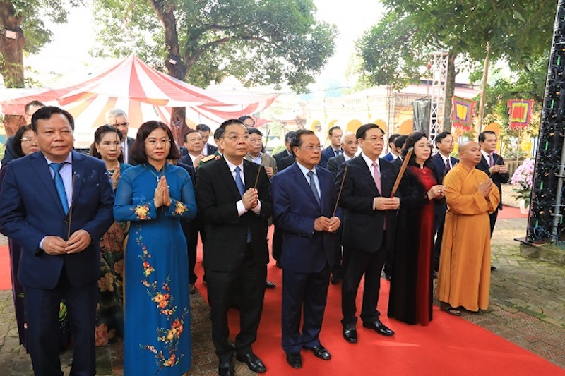 Hanoi celebrates 10th anniversary of UNESCO's recognition of Imperial Citadel