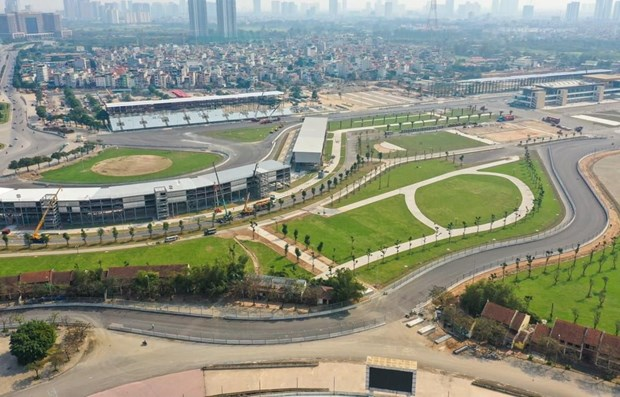 Hanoi F1 Grand Prix may take place late this year