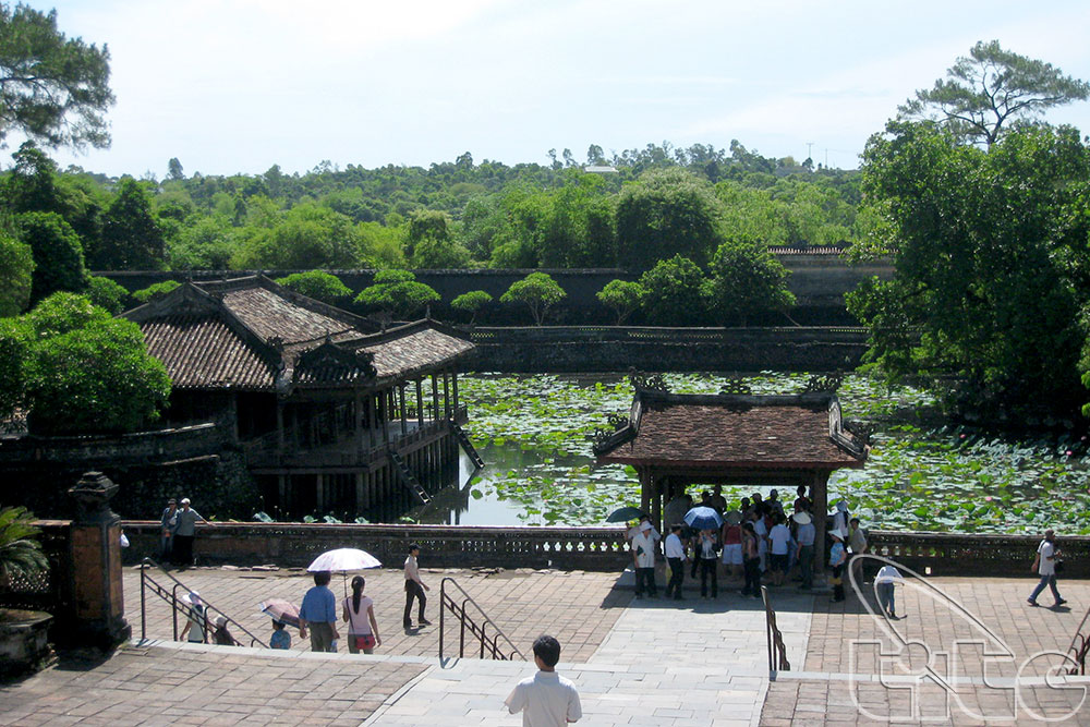 The Imperial city of Hue to become international tourist destination