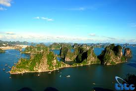 Ha Long bay named among world's most attractive coasts